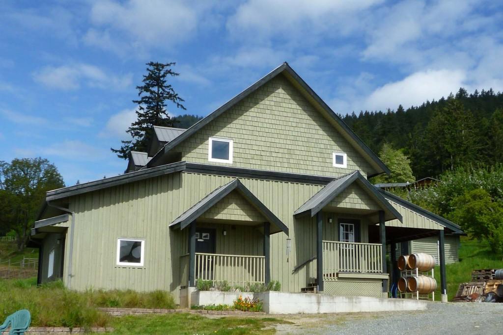 Vineyard for Sale on British Columbia