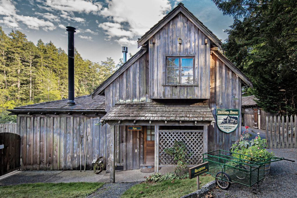 Hastings House, Salt Spring Island, BC