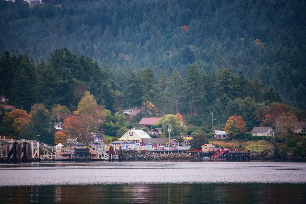 November 2018, Salt Spring Real Estate Market